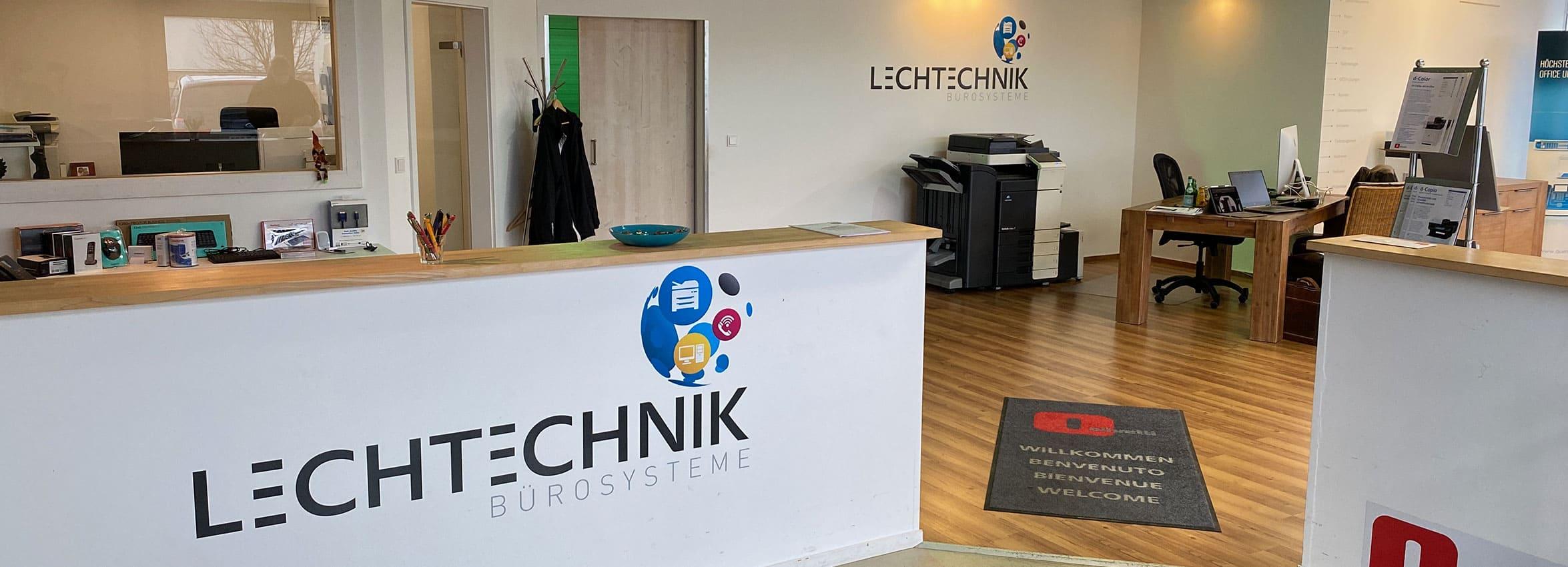 Lechtechnik Bürosysteme